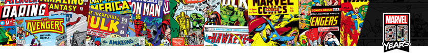 Marvel's 80th header