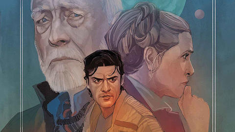 Image for Poe Dameron's Quest is Getting More Dangerous