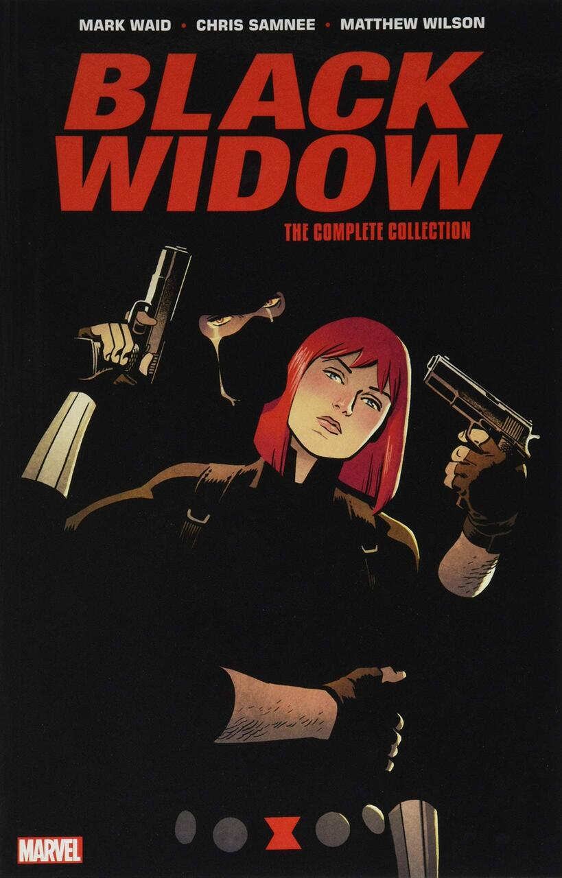 BLACK WIDOW: THE COMPLETE COLLECTION