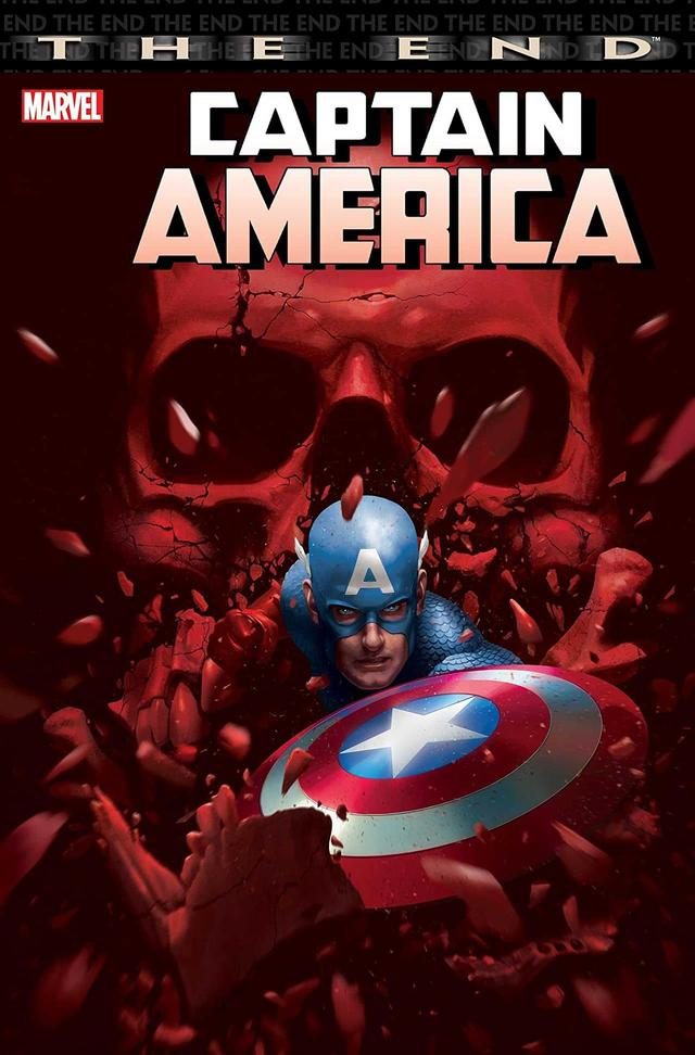 Captain America: The End (2020) #1