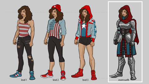 Image for Avengers Academy: From Concept to Hero