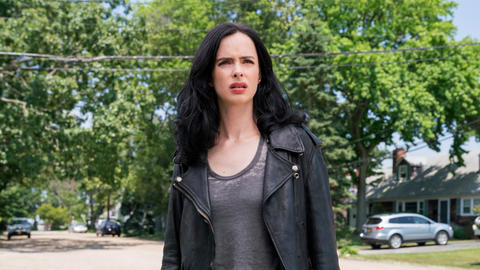 Image for 'Marvel's Jessica Jones' Renewed for Season 3
