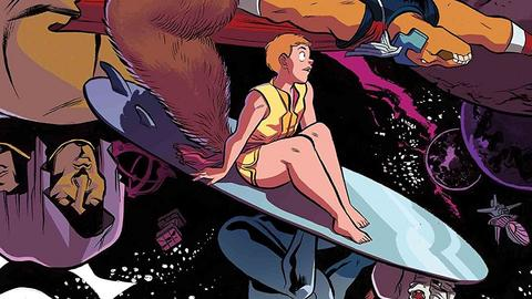 Image for The Unbeatable Squirrel Girl: Where No Squirrel Has Gone Before