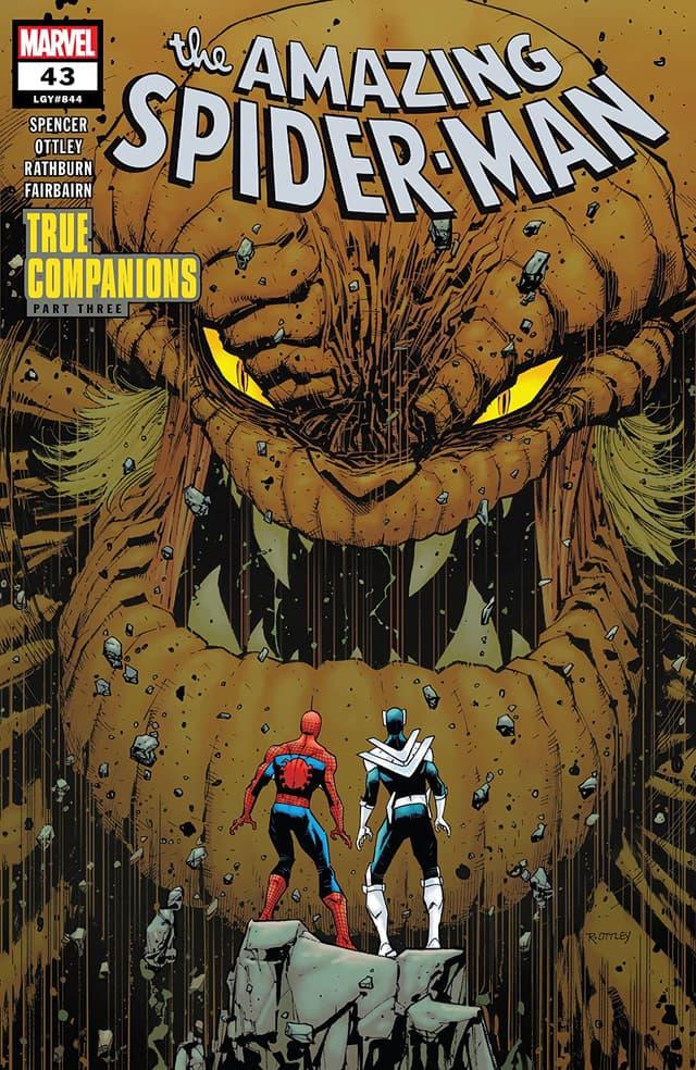 Amazing Spider-Man (2018-) #43