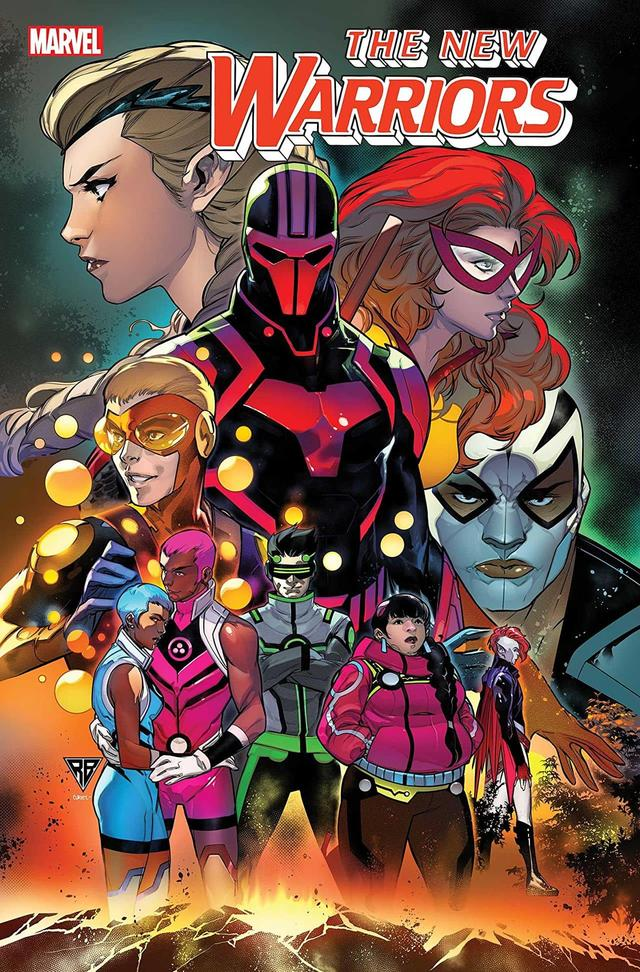 New Warriors (2020) #1 (of 5)