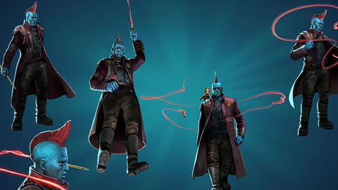 Image for Piecing Together Marvel Puzzle Quest: Yondu