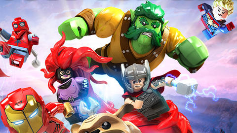 Image for 'LEGO Marvel Super Heroes 2' Now Available