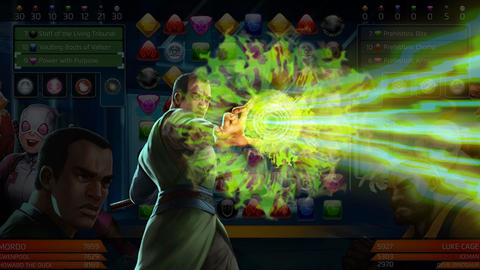 Image for Piecing Together Marvel Puzzle Quest: Mordo