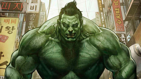 Image for Totally Awesome Hulk: Asian Americans Assemble