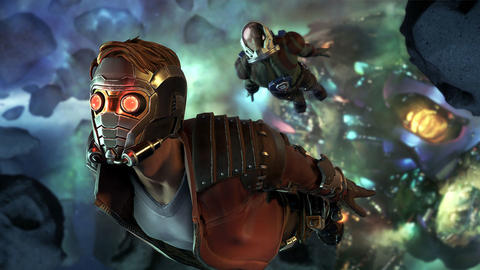 Image for Telling Tales with Marvel's Guardians of the Galaxy