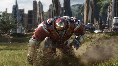 Image for Marvel Studios' 'Avengers: Infinity War' Opening on April 27