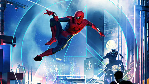 Image for Avengers and Other Super Heroes to Assemble in New Themed Areas at Disneyland Resort, Disneyland Paris and Hong Kong Disneyland