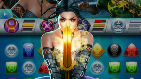 Image for Piecing Together Marvel Puzzle Quest: Nico Minoru