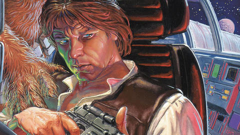 Image for Star Wars Spotlight: Han Solo at Stars' End