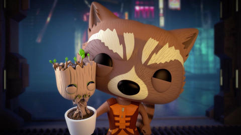 Image for Watch A Brand New Episode of Marvel Funko Short