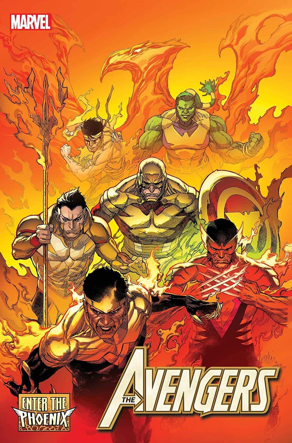 Avengers (2018) #40