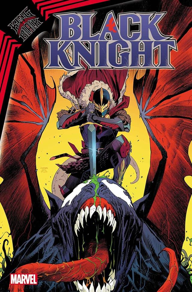 KING IN BLACK:BLACK KNIGHT #1