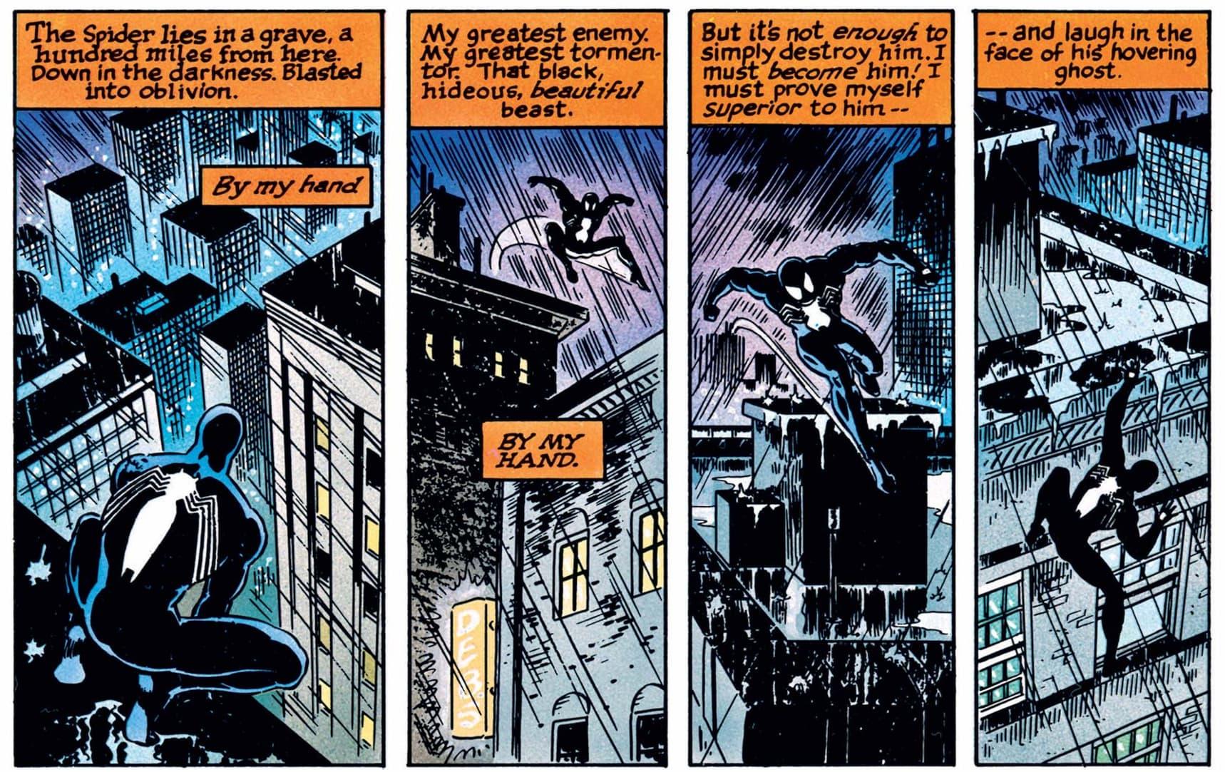 THE AMAZING SPIDER-MAN (1963) #293
