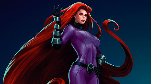 Image for Piecing Together Marvel Puzzle Quest: Medusa
