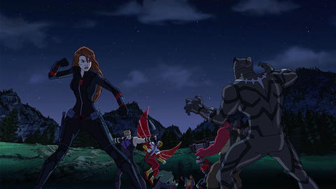 Image for 'Marvel's Avengers: Ultron Revolution' Plunges Into Civil War