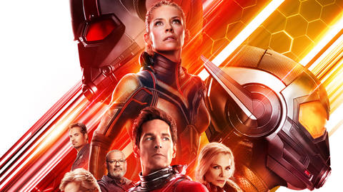 Image for Watch the Brand New Trailer for 'Ant-Man and the Wasp'