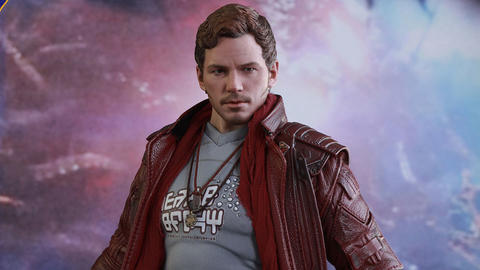 Image for Guardians of the Galaxy Vol. 2 Star-Lord Collectible Figure