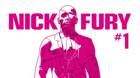 Image for Nick Fury: I Spy