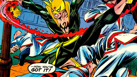 Image for Flashback Friday: Iron Fist