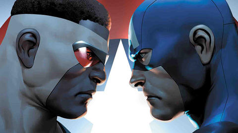 Image for Captain America: Star-Spangled Showdown
