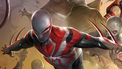 Image for Spider-Man 2099: Leading with the Fist