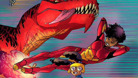 Image for Moon Girl & Devil Dinosaur: Smartest Super Heroes