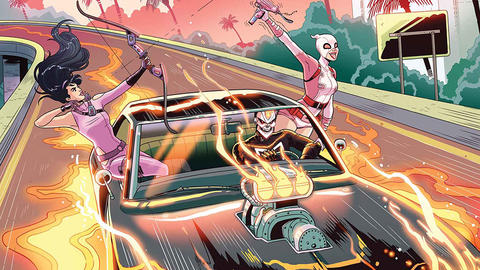 Image for Unbelievable Gwenpool: BFFs