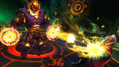 Image for Entering Marvel Contest of Champions: Dormammu