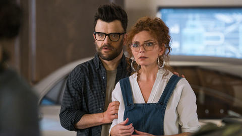 Image for Brigid Brannagh and Kevin Weisman Talk 'Marvel's Runaways' Season 1's Finale