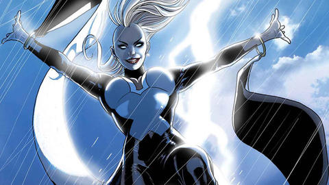 Image for Black History Month: Storm