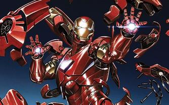 Image for A Fresh Start for Tony Stark: Iron Man