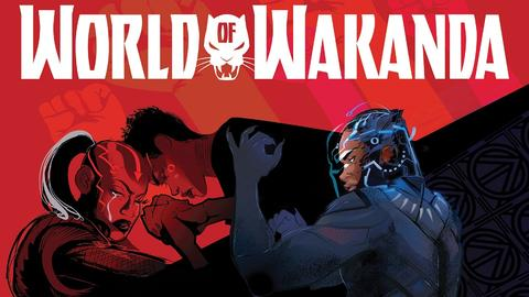 Image for World of Wakanda Wins GLAAD's Outstanding Comic Book Award