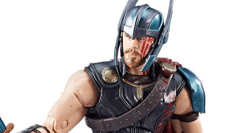 Image for Thor: Ragnarok Legends Figures