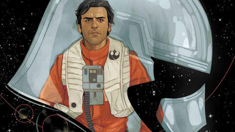 Image for Poe Dameron: Building Black Squadron