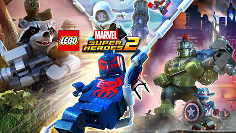 Image for LEGO Marvel Super Heroes 2 on the Marvel Podcast