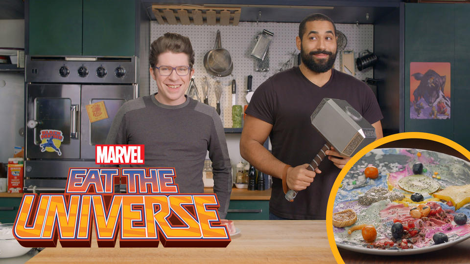 Image for Eat the Universe with John Urschel