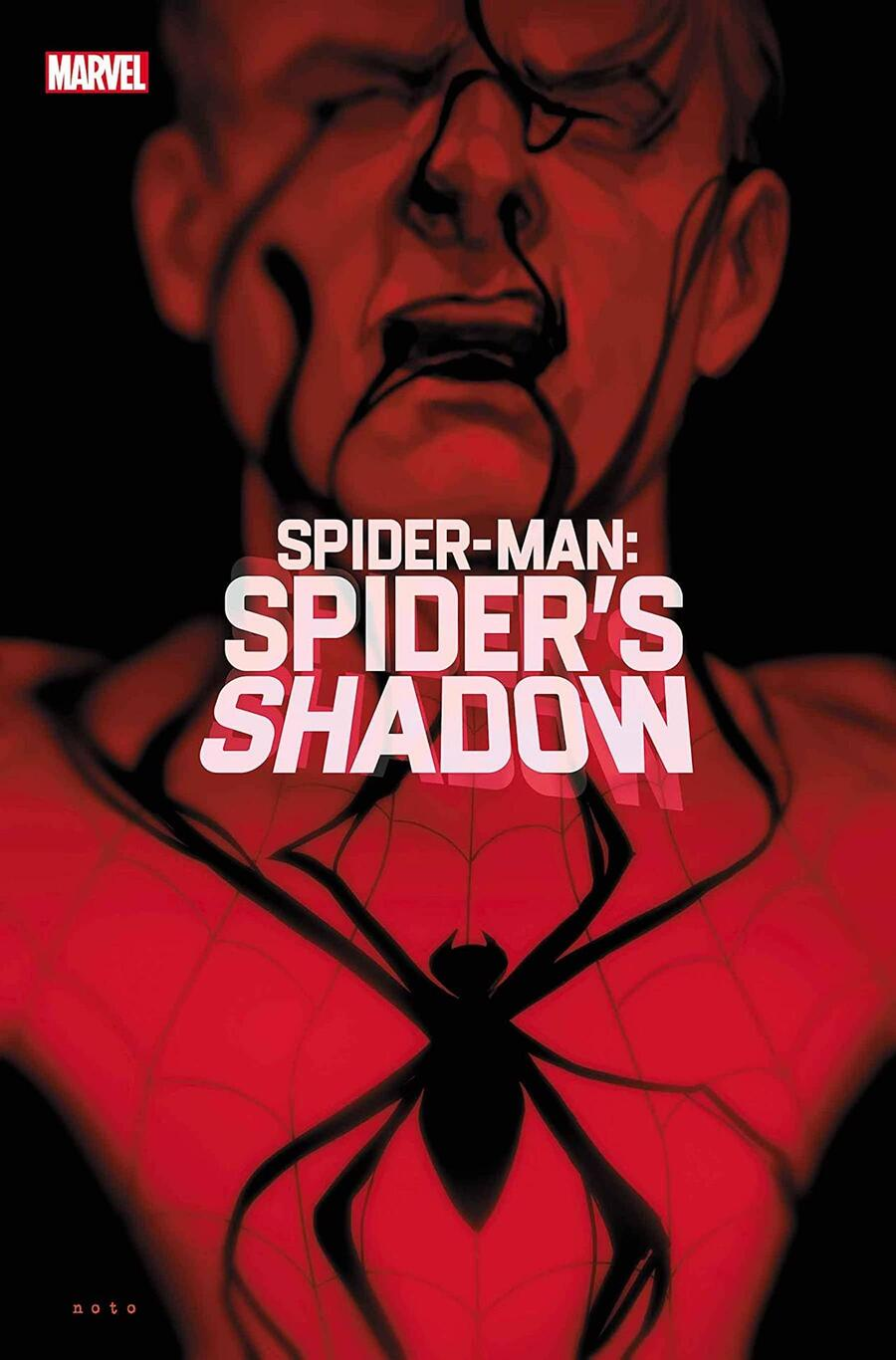 Spider-Man: The Spider's Shadow (2021-) #1 cover by Phil Noto