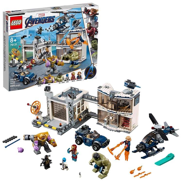 LEGO Marvel Avengers Compound Battle