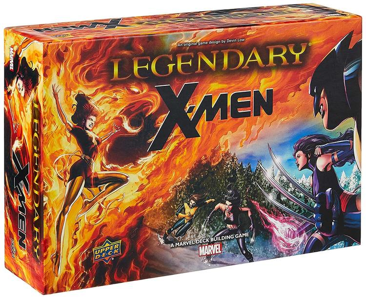 Marvel Legendary Deck X-Men Expansion Game