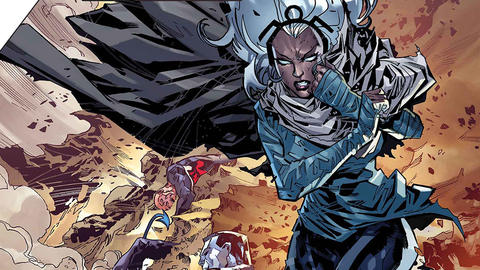 Image for X-Men: Gold – Storm Approaching