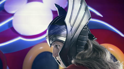 Image for Meet the Super Heroes of Marvel Day at Sea: Thor