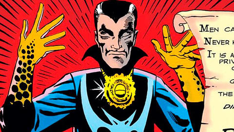 Image for The Spells of Doctor Strange: Daring Debut