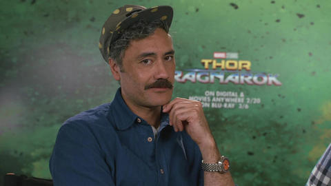 Image for This Week in Marvel: Taika Waititi Talks Improv, Korg and More 'Thor: Ragnarok' Secrets