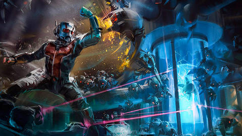 Image for Hong Kong Disneyland Expansion Brings New Marvel Area
