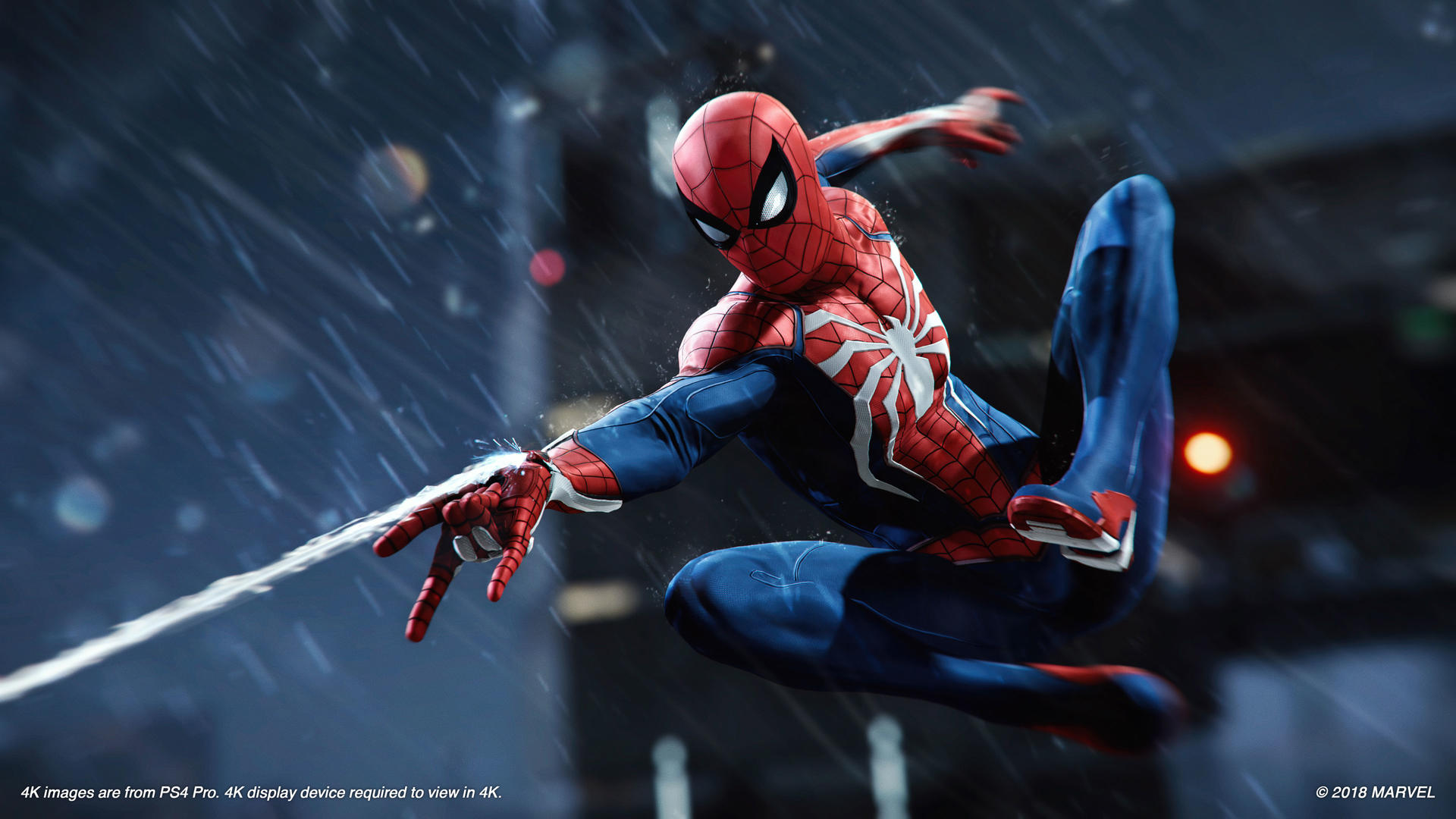 Image for PlayStation E3 2018 Showcase Reveals Gameplay Footage from Marvel's Spider-Man